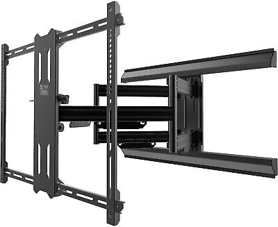 """Kanto - Tilting Tv Wall Mount For Most 42"""" - 100"""" Tvs - Exte"""