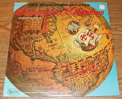 Christopher Columbus For Kids (Tale Spinners for Children CHRISTOPHER COLUMBUS UAC 11040 1964)