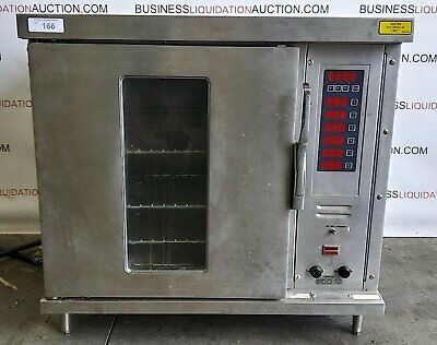 Hobart Electric Convection Oven Cn85 Half Size