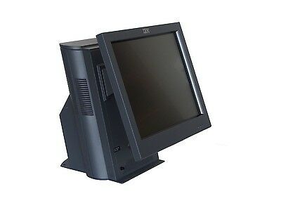 Ibm 4852-566e66 Touch Screen 15 Pos Terminal With 90 Day Warranty