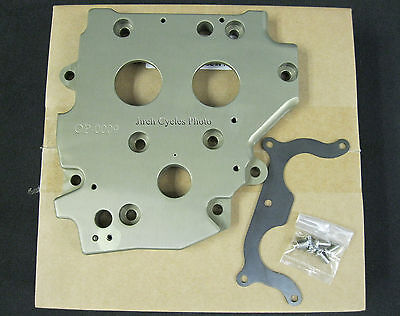 Oil Pump Gear Drive Backing Plate For Harley Twin Cam Engines