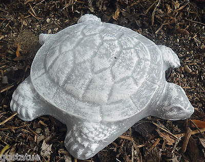 Plastic turtle mold plaster concrete casting garden mould on Rummage