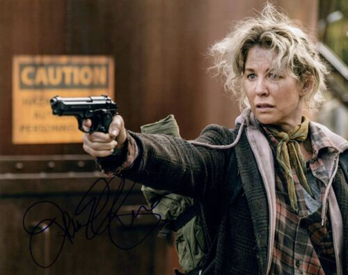 Jenna Elfman Signed Autographed 8x10 Photo FEAR THE WALKING DEAD Actress COA