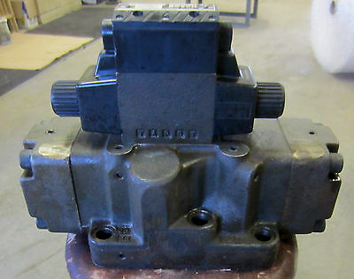 Bosch Racine Hydraulic Valve 9810234508 9810234505 3000psi Used To