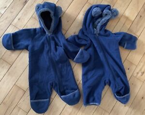 Columbia Fleece 0-3 months