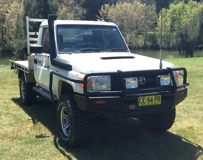 2007 Toyota LandCruiser Ute Yass Yass Valley Preview