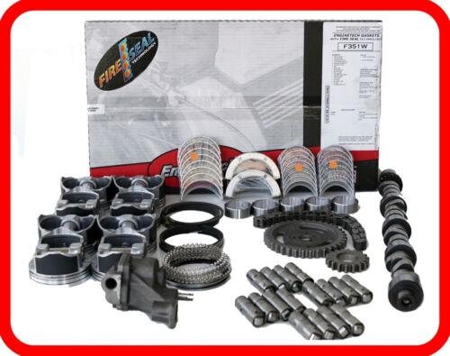 """Jeep Cherokee Commander 5.7l V8 Hemi Master Engine Rebuild Kit (vin""""2"""" W/vvt)"""
