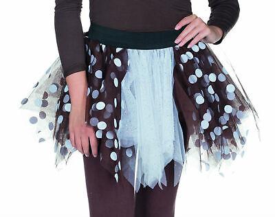 Kostüm Petticoat Tüllrock braun Reh Rock Rehkostüm Rehkitz Karneval - Rehkitz Kostüm