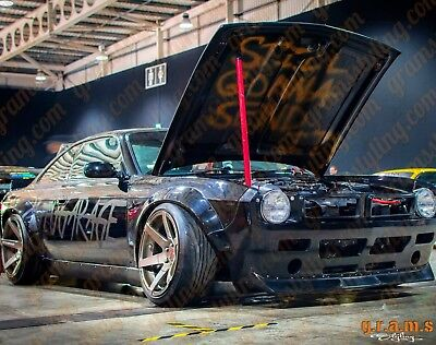 Boss v2 Bodykit FULL Front Conversion to fit Nissan S14 S14a 200SX Silvia v8