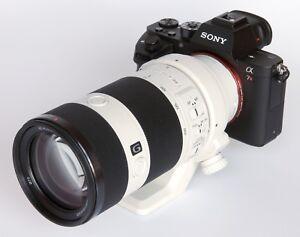 Sony a7r ii et lentille Sony 70-200m f4