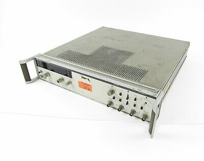 Hp 5328b Universal Counter - 100 Mhz 10 Ns Time Interval Hp-ib Programmable