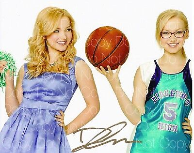 Liv And Maddie Signed Dove Cameron 8X10 Photo Picture Poster Autograph Rp