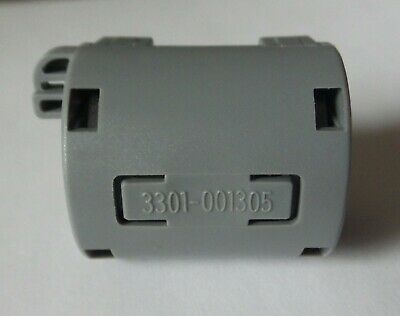 Samsung Ferrite Core Noise Filter For S-videopower Cord Clip Snap 3301-001305