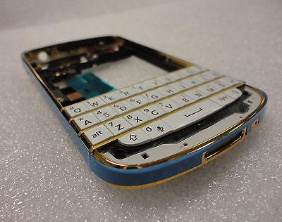 Usado, BlackBerry Q10 Gold Original OEM Housing segunda mano  Embacar hacia Mexico
