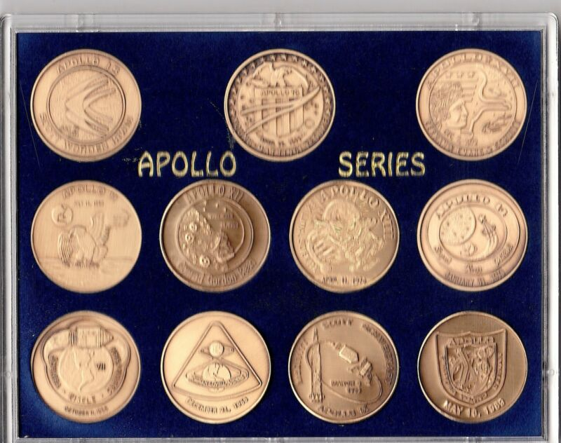 Apollo 11 Coin | eBay