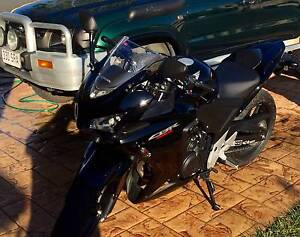 HONDA CBR 500R ABS Nearly New With Factory Warranty Carindale Brisbane South East Preview