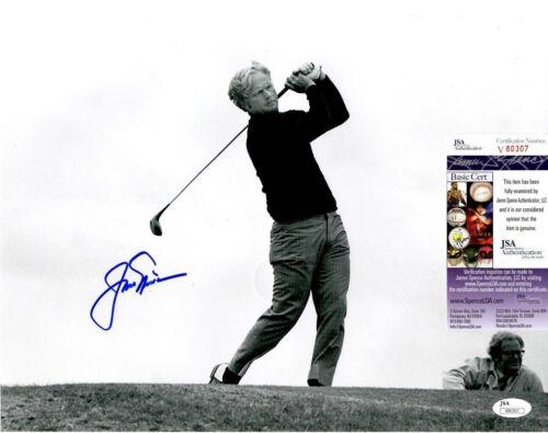 Jack Nicklaus Signed 11x14 Photo w/ JSA COA #V80307
