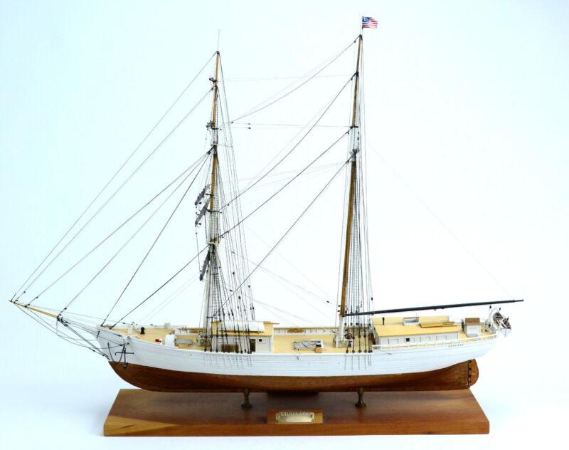 Galilee 1891 Handmade Wooden Tall Ship Model