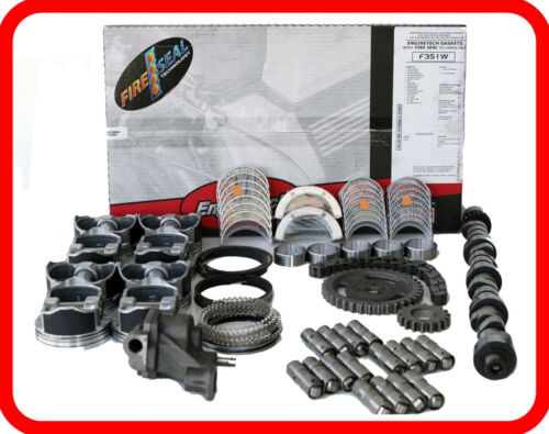 High Performance Rebuild Kit For Chevrolet Gmc 5.3l Vortec Gen-iv W/ Stage-2 Cam