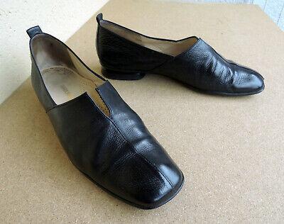 Damenschuhe - Brunate Oxford nero - Größe 39 -  made in Italy - OVP Damen Oxford