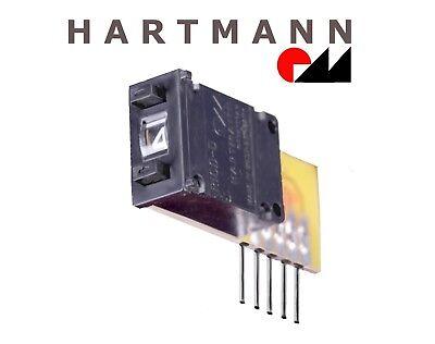 5 pc pt65-101 drehcodierschalter Standard BCD 10 position Hartmann nos #bp