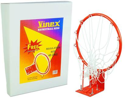 ***BRAND NEW*** - BASKETBALL RING - HEAVY DUTY - FREE NET INCLUDE
