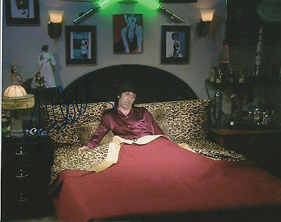 Gfa The Big Bang Theory  Simon Helberg  Signed 8X10 Photo S6 Coa