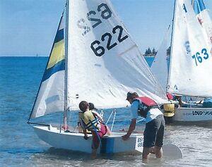 Dingy sailer - Holdfast Trainer Launceston Launceston Area Preview