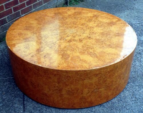 Art Deco Antique Radial Burr Walnut