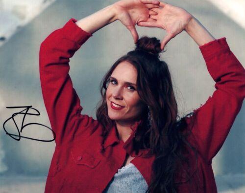 Kate Nash Signed Autographed 8x10 Photo GLOW Actress Musician COA