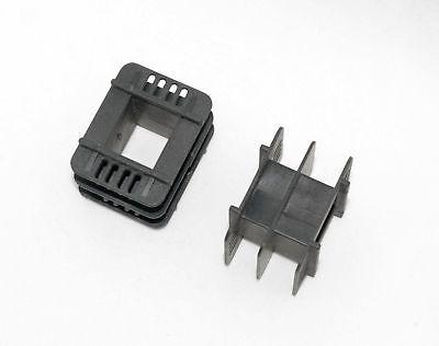Bobbin 19x16mm 19mm 0.75x0.63 E Ee Ferrite Core Transformer Coil Former 4pcs