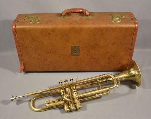 "Vintage Bach Trumpet- ""Mercury"" Model, #67 Bell, Serviced"