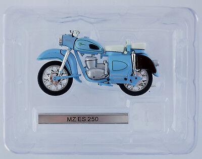 MZ ES 250 - Atlas Verlag Modell 1:24 - DDR Motorräder - OVP gebraucht kaufen  Deutschland