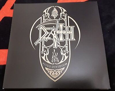 Death Vivus  Dividium   Live In Eindhoven Rsd Exclusive 2016 Record Store Day