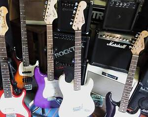 ELECTRIC GUITAR / AMP SALE!!! Burwood Whitehorse Area Preview