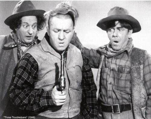 The Three Stooges   8x10 Black & White Photo TS-11