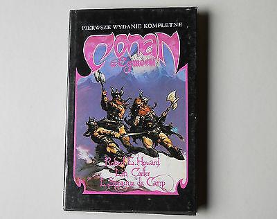 Conan von Cimmerien Polnische Ausgabe Conan Z Cymerii DKW Art Kielce 1991