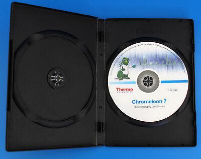 Thermo Dionex Chromeleon 7 Hplc Chromatography Data System Cds 7.2.7 10369