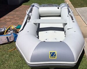 Zodiac 3.1m authentic French made inflatable - SOLD! Collaroy Manly Area Preview