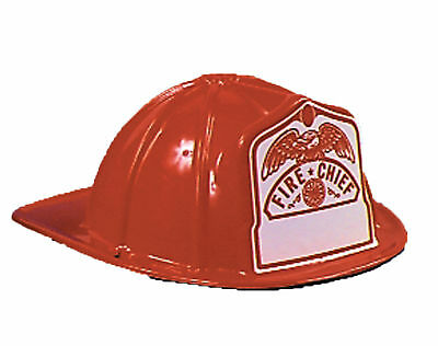 Fire Fighter Black Child Helmet Community Helper Career Fireman Halloween