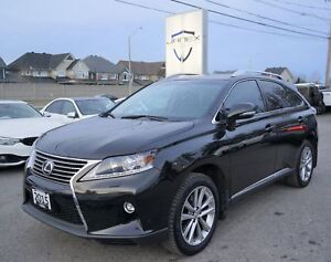 2015 Lexus RX 350 Sportdesign ACCIDENT FREE | ONE OWNER | BLA...