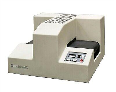 Garner Custom Conveyor Belt Hard Drive Hdd Data Magnetic Wiper Eraser Degausser