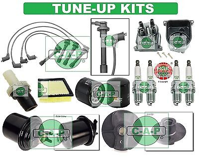 El Wire Hat (TUNE UP KITS for EL 96-00 CIVIC: SPARK PLUGS FILTERS WIRE SET: DIST. CAP &)