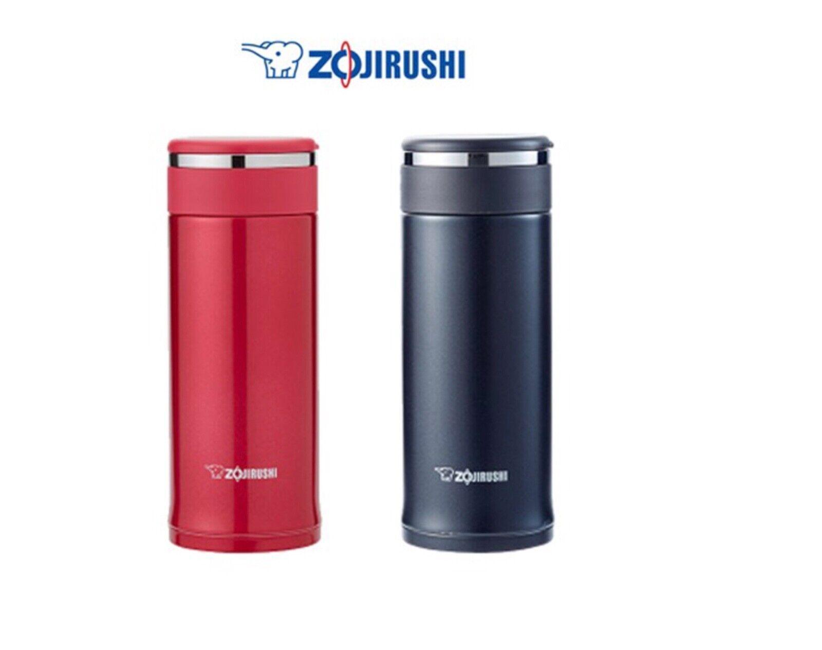 Zojirushi Thermos Stainless Vacuum Insulated Bottle 360ml 12