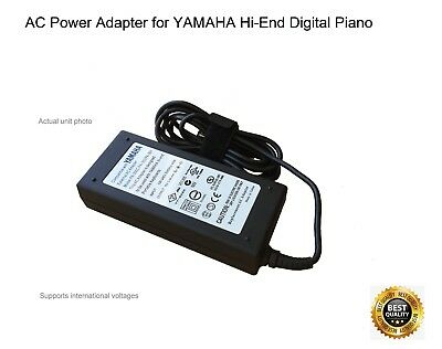 AC Adapter Power Supply for Yamaha Clavinova CLP-635B Digital Piano CLP635B for sale  Shipping to Canada