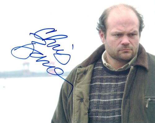Chris Bauer Signed Autographed 8x10 Photo THE WIRE Actor COA