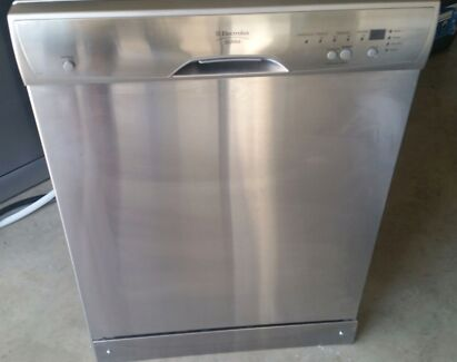 ELECTROLUX DISHLEX STAINLESS STEEL DISHWASHER - AS NEW Windsor Gardens Port Adelaide Area Preview