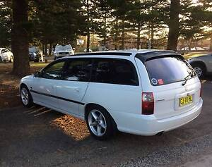 2004 Holden Commodore Wagon Narrabeen Manly Area Preview