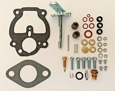 Allis Chalmers B C D10 D12 Zenith Tractor Carburetor Repair Kit