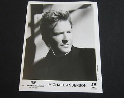 Michael Anderson  Publicity Photo